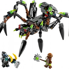 LEGO 70130 Sparratus' Spider Stalker - LEGO Legends of Chima
