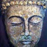 Tablou''Buddha'' - Pictor roman, An: 2015, Portrete, Acrilic, Altul