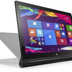 Tableta Lenovo Yoga 2, 10.1 inch, Intel Intel Atom Z3745, 32 GB, Windows 8.1, neagra