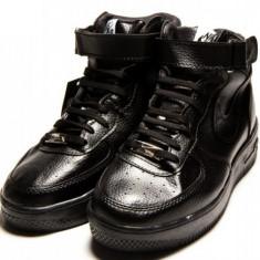 Ghete barbati, Piele sintetica - Ghete Nike Air Force