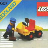 LEGO 6607 Service Truck - LEGO Cars