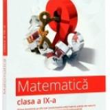 Matematica. Culegere clasa a 9-a. Clubul Matematicienilor - Culegere Matematica