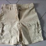 Haine Copii 10 - 12 ani, Pantaloni, Baieti - Pantaloni scurti pentru baieti, marimea 10-12 ani, model clasic