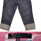 Pantaloni dama, Trei-sferturi - Pantaloni trei sfert RIP CURL originali (dama 28-L) cod-700322