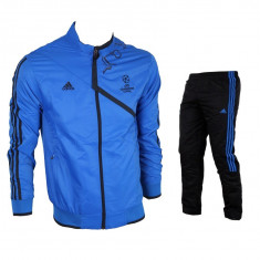 Trening barbati - Trening fas Adidas UCL Predator - Bluza si Pantaloni Conici - LIVRARE GRATUITA