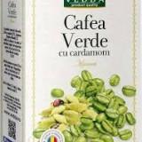 Cafea Verde Macinata Cu Cardamom 50gr Vedda
