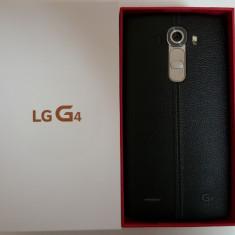 LG G4 H815 nou sigilat piele !!! - Telefon LG, Negru, Neblocat