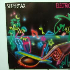 Muzica Rock, VINIL - Disc vinil LP : Supermax - Electricity