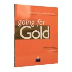 Going for Gold Intermediate Coursebook - Curs Limba Engleza
