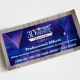 Benzi albire Crest 3D White Whitestrips LUXE Professional Effects-1 plic /2benzi