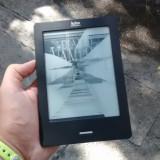 Ebook Reader - Kobo eReader - N905C - Defecta - ecran crapat - nu este vazuta de PC - incarca