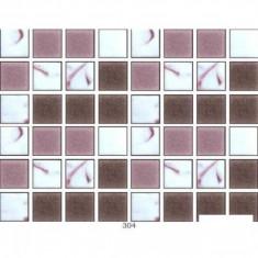 Mozaic pentru piscina Mix 304 - M304 - 20 x 20 mm