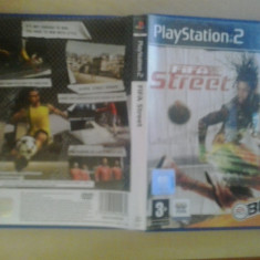 Jocuri PS2, Sporturi, Toate varstele, Multiplayer - FIFA Street - JOC PS2 Playstation ( GameLand )