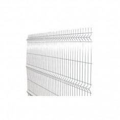 Panou gard bordurat zincat - 2000 x 1500 mm