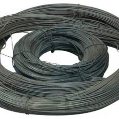Sarma neagra maleabila RO - 4 mm
