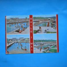 HOPCT 20319 BAILE 1 MAI /STRANDUL VENUS - JUD BIHOR [CIRCULATA] - Carte Postala Crisana dupa 1918, Printata