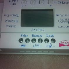 Controller/regulator solar incarcator solar MPPT T40A LCD Panouri fotovoltaice