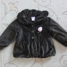 Jacheta captusita de catifea verde inchis, Dizzy Daisy, fetite 3-4 ani, Culoare: Din imagine, Fete