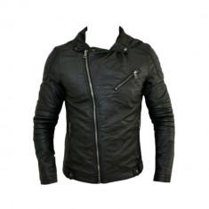 Geaca Barbati Zara Man Motto David Beckham ImblanitaCod Produs D338, Piele