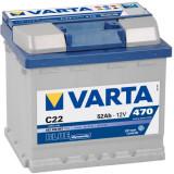 Baterie 12V 52Ah Varta Blue Dynamic model c22 - Baterie auto Varta, Universal