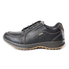 Pantofi impermeabili Grisport pentru barbati din piele (GR8653OV2G) - Pantofi barbati Grisport, Marime: 43, 44, 45, Culoare: Negru