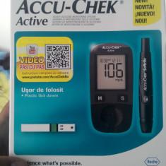 Glucometru Accu-Chek Active + Bonus 50 Teste