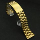 Curea ceas din metal - Bratara/curea metalica 20 mm. [MOTO 360 gen. 2 - 42 mm (varianta pt. barbati)]