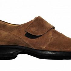 Pantofi Hartjes, piele naturala, marime 41, calapod lat - Pantofi dama