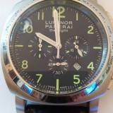 Luminor Panerai Daylight-cronograph - Ceas barbatesc Panerai, Lux - elegant, Piele, Analog
