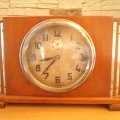 Ceas de birou vechi - Ceas de semineu