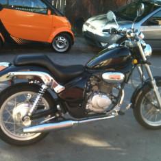 Motocicleta - Piaggio Gilera-Coguar 125cmc