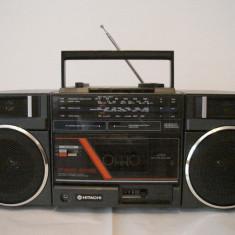 Radiocasetofon boombox HITACHI TRK-930E