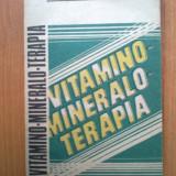 K0b Vitamino-mineralo -terapia - Viorel T. Mogos