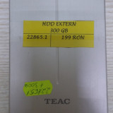 Hard extern Teac 300GB (LM02)