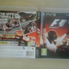Jocuri PS3, Curse auto-moto, 3+, Multiplayer - Formula 1 - F1 - 2011 - Joc PS3 - Playstation 3 ( GameLand )