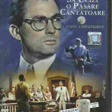 Grigory Peck in TO KILL A MOCKINBIRD SA UCIZI O PASARE CANTATOARE (DVD) - Film Colectie, DVD, Romana