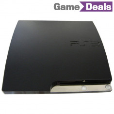 PlayStation 3 Sony PS3 Slim 160GB Modat 4.80 Pachet Complet + GTA V, FIFA 17