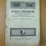 Scoala Prahovei revista invatatorilor din Prahova 1937 Ploesti - Carte veche