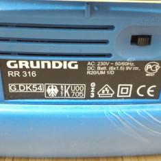Radioncasetofon Grundig RR316 cu afect