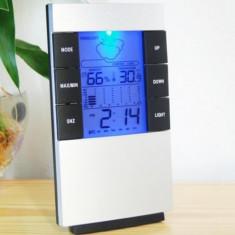 Ceas de mana - Ceas de Birou Multifunctional digital LCD higrometru