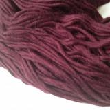 Fir de tricotat sau crosetat, lana 100%, moale, catifelata, suvita merino