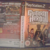 Guitar hero III - The legends of rock - PS2 ( GameLand )