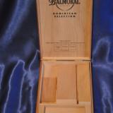 Cutie lemn trabucuri. Balmoral - Dominican Selection. Trabucuri de colectie!