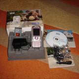 NOKIA 6111 CA NOU LA CUTIE - 89 LEI !!! - Telefon Nokia, Roz, <1GB, Neblocat, Single SIM, Fara procesor