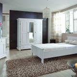 Mobila dormitor din lemn masiv SEBY