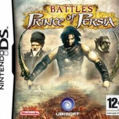 Prince Of Persia Battles Nintendo Ds - Jocuri Nintendo DS Ubisoft