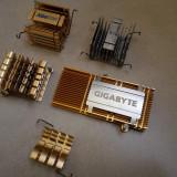 Set 5 radiatoare chipset placa de baza PC