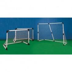 Set Porti De Fotbal 2 In 1 Pentru Copii - Spatiu de joaca