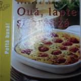 Carte Retete traditionale romanesti - OUA, LAPTE SI BRANZA