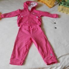 Trening roz din bumbac 100% pentru fetite 2- 3 ani, Fete